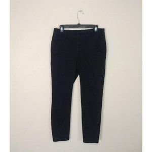 Not Your Daughters Black Ankle Jeans